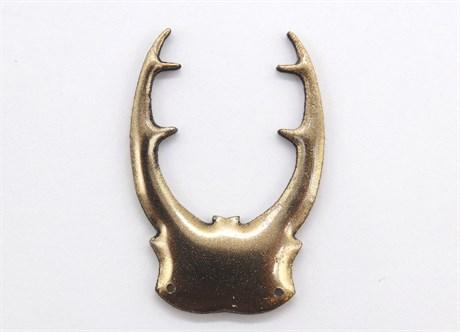 Рога жука оленя, №8 - фото 10708