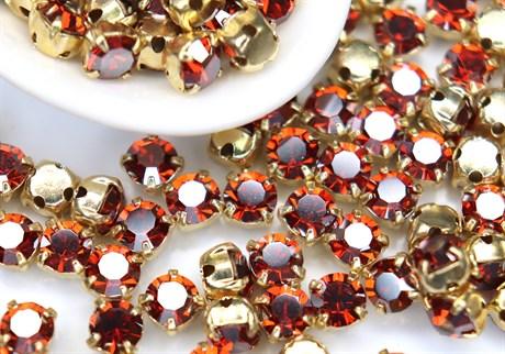 Шатоны 4 мм, Maxima Preciosa, Crystal DF Rdf купить в Москве.