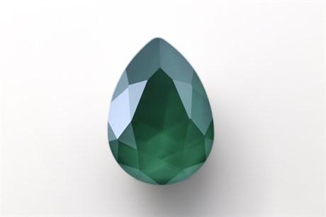 #4320 Pear 14х10 мм - Royal Green (#L109S) - фото 16733