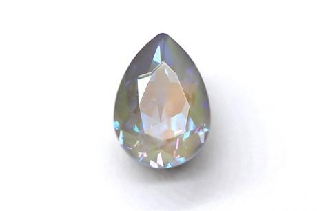 #4320 Pear 14х10 мм - Serene Gray DeLite (#001L150D) - фото 20073