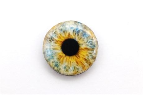 Кабошон глаза, 19 мм - фото 4762