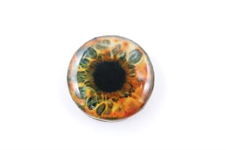 Кабошон глаза, 19 мм - фото 4767