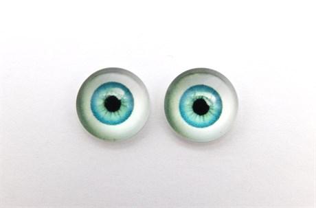 Кабошон глаза, 10 мм - фото 4771