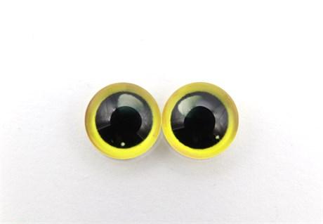 Кабошон глаза, 8 мм - фото 4789