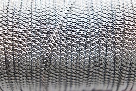 Фигурная бить 2 мм, Silver - фото 4956