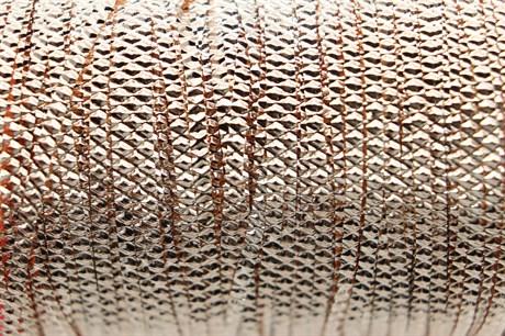 Фигурная бить 2 мм, Rose Gold - фото 4960