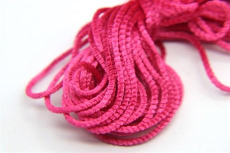 Французская синель Indian Pink 89, 3 мм - фото 5023