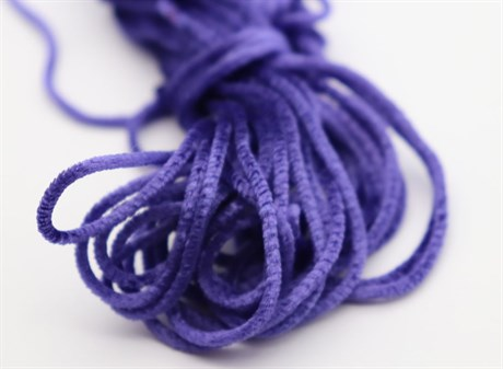 Французская синель Iris-Purple 81, 3 мм - фото 5029