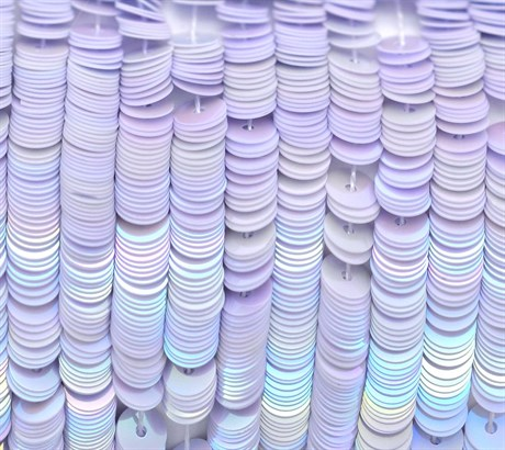 Пайетки радужный фарфор 5024, 4 мм - фото 5948