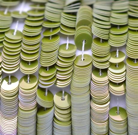 Пайетки радужный фарфор 5148, 4 мм - фото 5985