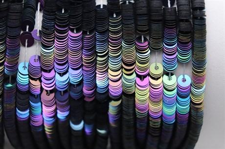 Пайетки радужный фарфор Lopho, 3 мм - фото 5992