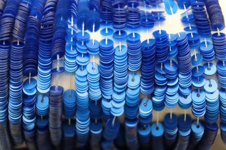 Пайетки жемчужные 4636, 4 мм - фото 6024