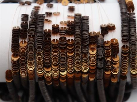 Пайетки жемчужные 4666, 4 мм - фото 6050