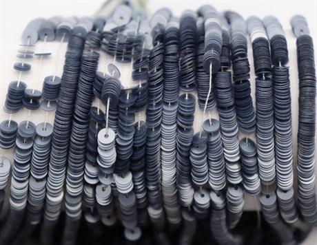 Пайетки жемчужные 4670, 4 мм - фото 6052