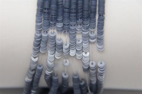 Пайетки перламутровые 53, 3 мм - фото 6123