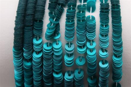 Пайетки перламутровые 58, 3 мм - фото 6133
