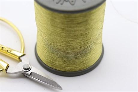 Металлизированная нить, Золотисто-желтый - фото 6297