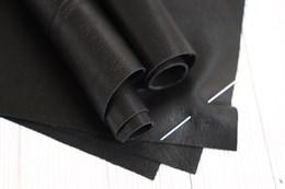 Натуральная кожа премиум качества, Черный янтарь