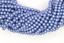 Жемчуг Extra 4 мм, Небесно-синий
