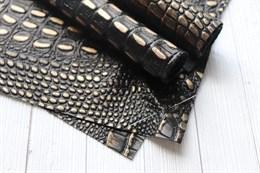 Натуральная кожа премиум качества, Крокодил