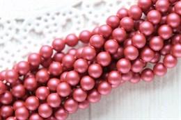#5810 жемчуг Swarovski 4 мм Mulberry Pink (#2018)