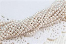#5810 жемчуг Swarovski 2 мм Pearlescent White (#969)
