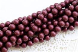 #5810 жемчуг Swarovski 6 мм Elderberry (#2019)