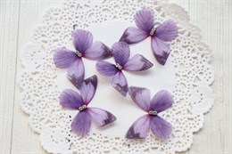 Пришивные крылья бабочки 3 см (№2)