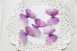 Пришивные крылья бабочки 3 см (№30)