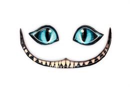 Улыбка Чеширского Кота и глазки
