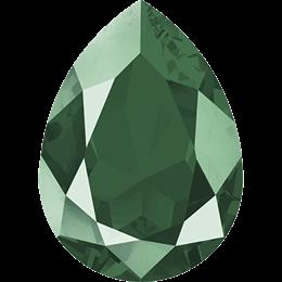 #4320 Pear 14х10 мм - Royal Green (#L109S)