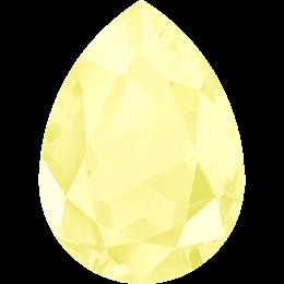 #4320 Pear 14х10 мм - Powder Yellow (#PYEL)