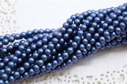 #5810 жемчуг Swarovski 3 мм Iridescent Dark Blue (#949)