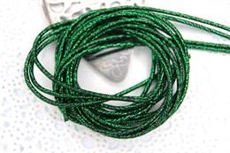 Канитель упругая 1,7 мм, Темно-зеленый