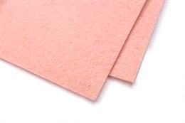 Жесткий фетр 1 мм Нежно-розовый