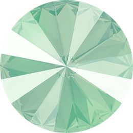 #1122 Rivoli 12mm -  Lacquer Mint Green (#001L115S)