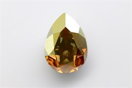 #4320 Pear 14х10 мм - Metallic Sunshine (#METSH)