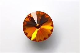 #1122 Rivoli 12 мм - Tangerine (#259)