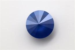 #1122 Rivoli 12 мм - Lacquer Royal Blue (#001L110S)