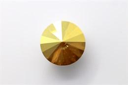 #1122 Rivoli 12 мм - Metallic Sunshine (#001METSH)