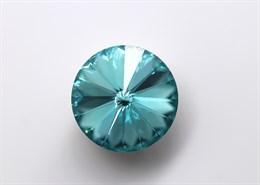 #1122 Rivoli 12 мм - Light Turquoise (#263)