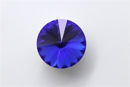 #1122 Rivoli 12 мм - Majestic Blue (#296)