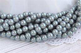 Жемчуг Preciosa Maxima 5 мм, Pearlescent Grey 20 шт