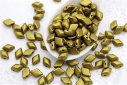 GemDuo 8x5mm -Metallic Aztec Gold (K0172)