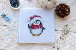 Шаблон Пингвинчика