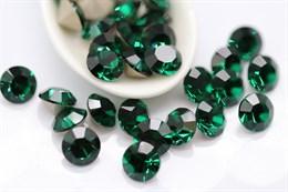 Шатоны 8 мм, Maxima Preciosa, Emerald