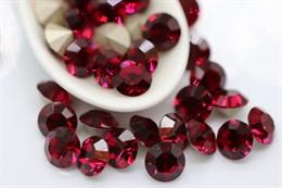 Шатоны 8 мм, Maxima Preciosa, Ruby