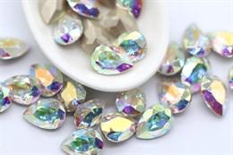 Preciosa Baroque Pear Maxima 10*7 мм - Crystal AB
