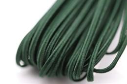 Белорусский сутаж 2,5 мм, 1 метр, темно-зеленый (879075)