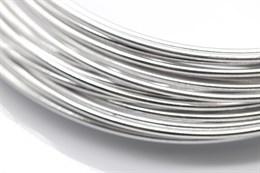 Проволока №02, d=1,5 мм (алюминий)